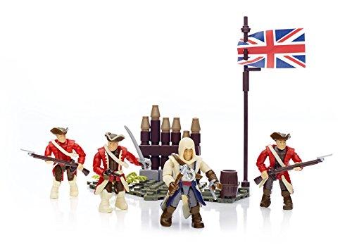 メガブロック メガコンストラックス アサシンクリード 組み立て 知育玩具 CNG10 Mega Bloks Assassin's Creed American Revolution Packメガブロック メガコンストラックス アサシンクリード 組み立て 知育玩具 CNG10