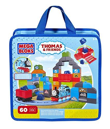 メガブロック きかんしゃトーマス トーマス&フレンズ 組み立て 知育玩具 CND74 Mega Bloks Thomas & Friends - Thomas Blue Mountain Coal Mine Building Setメガブロック きかんしゃトーマス トーマス&フレンズ 組み立て 知育玩具 CND74