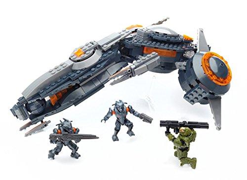 メガブロック メガコンストラックス ヘイロー 組み立て 知育玩具 CNG67 Mega Bloks Halo Phaeton Gunshipメガブロック メガコンストラックス ヘイロー 組み立て 知育玩具 CNG67