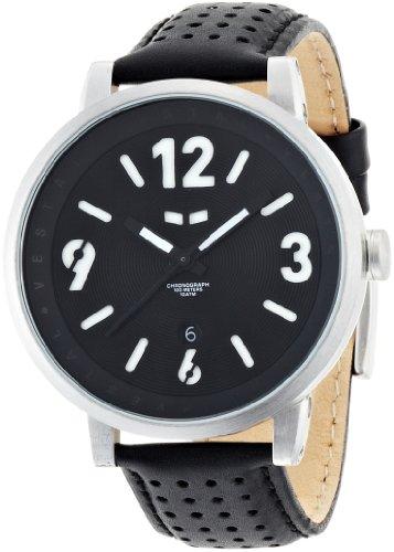 ベスタル ヴェスタル 腕時計 メンズ DPL002 Vestal Doppler Slim Watch Black/Silver/Brushed, One Sizeベスタル ヴェスタル 腕時計 メンズ DPL002