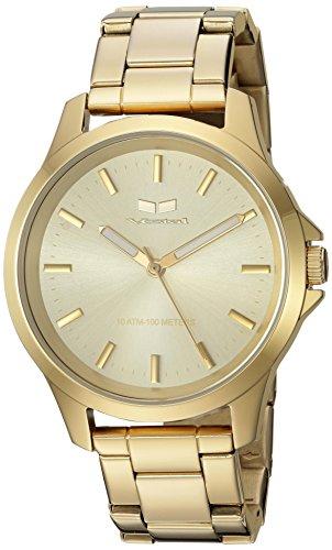 ベスタル ヴェスタル 腕時計 レディース HEI3M13 【送料無料】Vestal 'Heirloom' Quartz Stainless Steel Casual Watch, Color:Gold-Toned (Model: HEI3M13)ベスタル ヴェスタル 腕時計 レディース HEI3M13