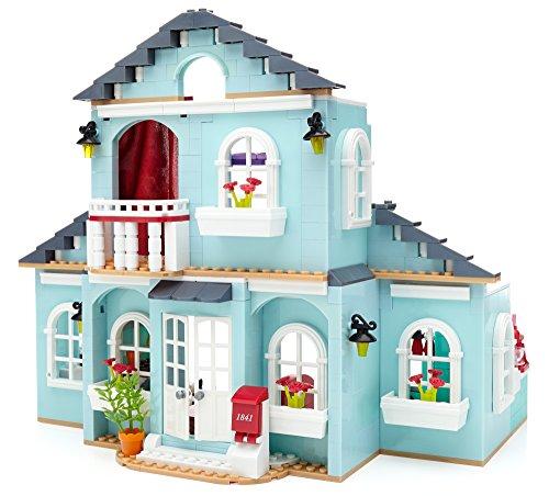 メガブロック メガコンストラックス 組み立て 知育玩具 DPK87 Mega Bloks American Girl Grace's 2-in-1 Buildable Homeメガブロック メガコンストラックス 組み立て 知育玩具 DPK87