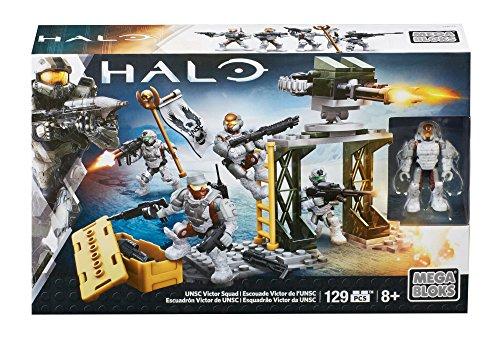 メガブロック メガコンストラックス ヘイロー 組み立て 知育玩具 CNK26 Mega Construx Halo UNSC Victor Squadメガブロック メガコンストラックス ヘイロー 組み立て 知育玩具 CNK26