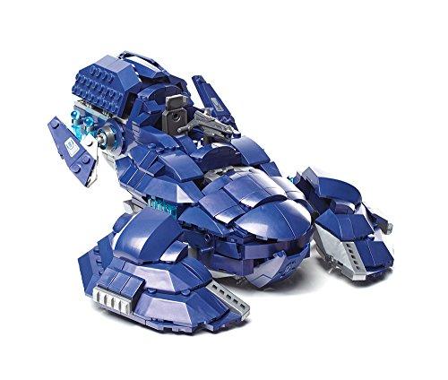 メガブロック メガコンストラックス ヘイロー 組み立て 知育玩具 DPJ93 Mega Bloks Halo Covenant Wraith Ambushメガブロック メガコンストラックス ヘイロー 組み立て 知育玩具 DPJ93