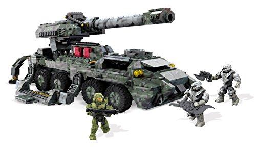 メガブロック メガコンストラックス ヘイロー 組み立て 知育玩具 DPJ94 Mega Bloks DPJ94 Toy - Halo Wars 2 - UNSC Kodiak Siege Cannon 868 Piece Figure Playsetメガブロック メガコンストラックス ヘイロー 組み立て 知育玩具 DPJ94