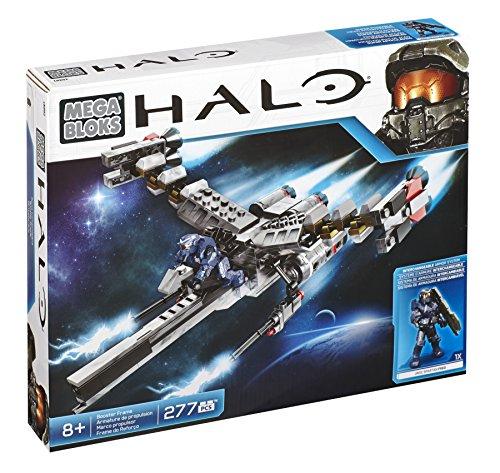 メガブロック メガコンストラックス ヘイロー 組み立て 知育玩具 CND02 【送料無料】Mega Bloks Halo Booster Frame Building Setメガブロック メガコンストラックス ヘイロー 組み立て 知育玩具 CND02