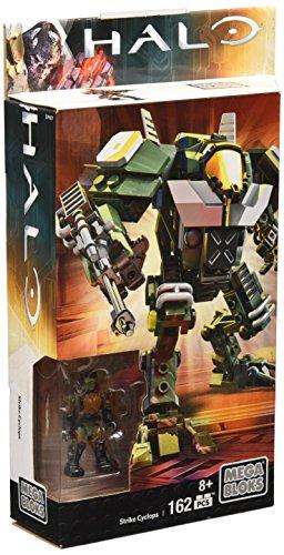 メガブロック メガコンストラックス ヘイロー 組み立て 知育玩具 DPJ87 Mega Construx Halo Strike Cyclops Building Kitメガブロック メガコンストラックス ヘイロー 組み立て 知育玩具 DPJ87