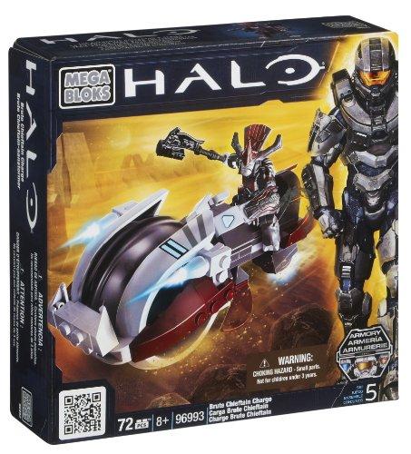 メガブロック メガコンストラックス ヘイロー 組み立て 知育玩具 96993 Mega Bloks Halo Brute Chieftan Chargeメガブロック メガコンストラックス ヘイロー 組み立て 知育玩具 96993