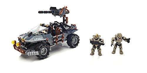 メガブロック メガコンストラックス ヘイロー 組み立て 知育玩具 DPJ92 Mega Bloks Halo Dual Mode UNSC Warthogメガブロック メガコンストラックス ヘイロー 組み立て 知育玩具 DPJ92