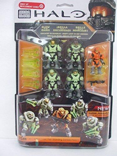 メガブロック メガコンストラックス ヘイロー 組み立て 知育玩具 Mega Bloks - HALO - LAST MAN STANDING ZOMBIE PACK II - Set #97514 - Previously Unreleased Exclusive Figure Packメガブロック メガコンストラックス ヘイロー 組み立て 知育玩具