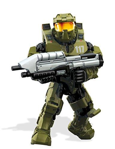 メガブロック メガコンストラックス ヘイロー 組み立て 知育玩具 DKW60 Mega Construx Halo Heroes Master Chief Mark IV Armor Figureメガブロック メガコンストラックス ヘイロー 組み立て 知育玩具 DKW60