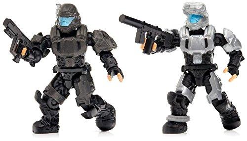 メガブロック メガコンストラックス ヘイロー 組み立て 知育玩具 DPJ83 Mega Construx Halo ODST Armor Customizer Packメガブロック メガコンストラックス ヘイロー 組み立て 知育玩具 DPJ83
