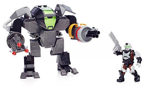 メガブロック メガコンストラックス ヘイロー 組み立て 知育玩具 CNC98 【送料無料】Mega Bloks Halo Heavy Assault Cyclops Building Kitメガブロック メガコンストラックス ヘイロー 組み立て 知育玩具 CNC98