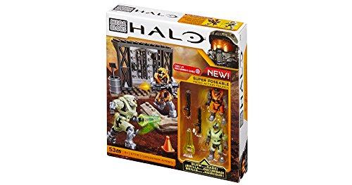 メガブロック メガコンストラックス ヘイロー 組み立て 知育玩具 97516 Mega Bloks Halo Containment Armory Exclusive Set #97516メガブロック メガコンストラックス ヘイロー 組み立て 知育玩具 97516