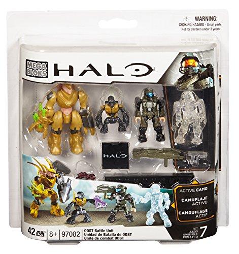 メガブロック メガコンストラックス ヘイロー 組み立て 知育玩具 97082 Halo Mega Bloks Set #97082 ODST Battle Packメガブロック メガコンストラックス ヘイロー 組み立て 知育玩具 97082
