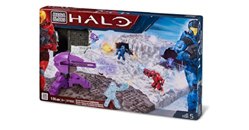 メガブロック メガコンストラックス ヘイロー 組み立て 知育玩具 97068 【送料無料】Halo Mega Bloks Exclusive Set #97068 Versus Snowbound Battlescapeメガブロック メガコンストラックス ヘイロー 組み立て 知育玩具 97068