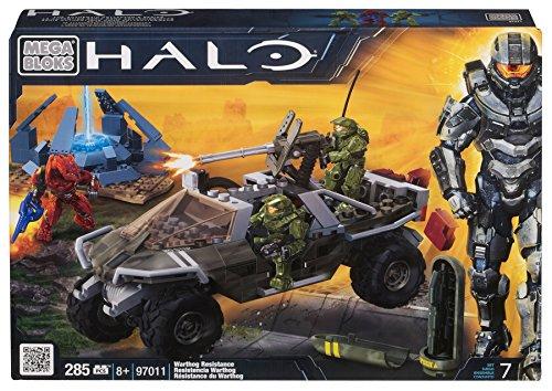 メガブロック メガコンストラックス ヘイロー 組み立て 知育玩具 DBC49 Mega Bloks Halo Warthog Resistanceメガブロック メガコンストラックス ヘイロー 組み立て 知育玩具 DBC49