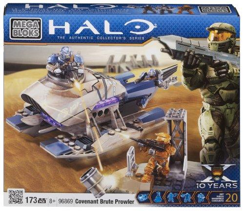 メガブロック メガコンストラックス ヘイロー 組み立て 知育玩具 96869U Mega Bloks Halo Covenant Brute Prowler set 96869メガブロック メガコンストラックス ヘイロー 組み立て 知育玩具 96869U