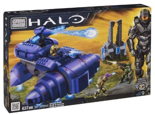 メガブロック メガコンストラックス ヘイロー 組み立て 知育玩具 97014 Mega Bloks Halo Covenant Wraith (97014)メガブロック メガコンストラックス ヘイロー 組み立て 知育玩具 97014