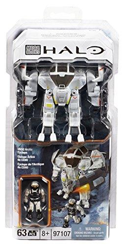 メガブロック メガコンストラックス ヘイロー 組み立て 知育玩具 DBB91 Mega Bloks Halo Arctic Cyclopsメガブロック メガコンストラックス ヘイロー 組み立て 知育玩具 DBB91