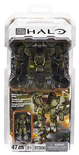 メガブロック メガコンストラックス ヘイロー 組み立て 知育玩具 DBC53 Mega Bloks Halo Jungle Strike Cyclopsメガブロック メガコンストラックス ヘイロー 組み立て 知育玩具 DBC53