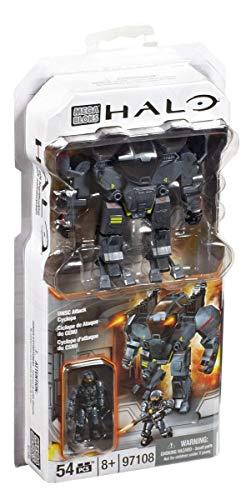 メガブロック メガコンストラックス ヘイロー 組み立て 知育玩具 DBB90 Mega Bloks Halo Attack Cyclopsメガブロック メガコンストラックス ヘイロー 組み立て 知育玩具 DBB90