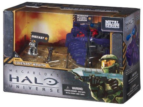 メガブロック メガコンストラックス ヘイロー 組み立て 知育玩具 96964 Mega Bloks Universe Heavy Armored Covenant Wraithメガブロック メガコンストラックス ヘイロー 組み立て 知育玩具 96964