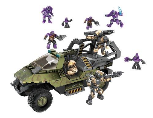 メガブロック メガコンストラックス ヘイロー 組み立て 知育玩具 96916U 【送料無料】Halo Wars Mega Bloks Exclusive Set #96916 Covenant Strikeメガブロック メガコンストラックス ヘイロー 組み立て 知育玩具 96916U