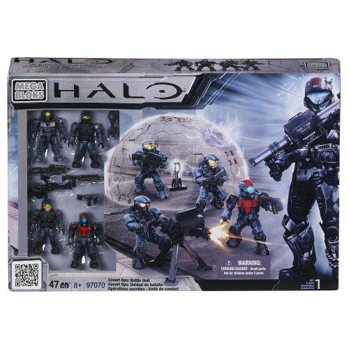 メガブロック メガコンストラックス ヘイロー 組み立て 知育玩具 Mega Bloks Halo Covert Ops: Battle Unit (97070) Exclusive.メガブロック メガコンストラックス ヘイロー 組み立て 知育玩具