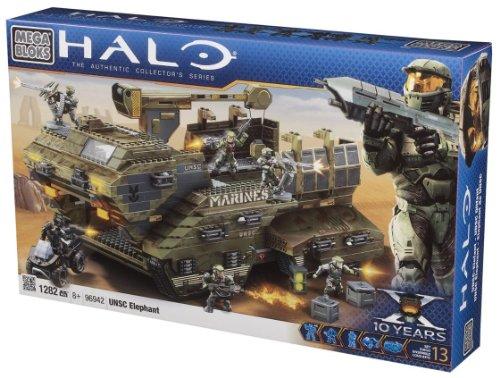 メガブロック メガコンストラックス ヘイロー 組み立て 知育玩具 96942U 【送料無料】Megabloks Halo UNSC Elephantメガブロック メガコンストラックス ヘイロー 組み立て 知育玩具 96942U