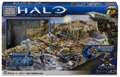 メガブロック メガコンストラックス ヘイロー 組み立て 知育玩具 96837U Megabloks Halo Battlescapeメガブロック メガコンストラックス ヘイロー 組み立て 知育玩具 96837U