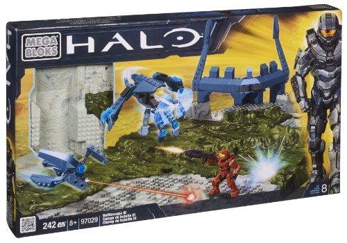 メガブロック メガコンストラックス ヘイロー 組み立て 知育玩具 97029 Mega Bloks Halo Battlescape IIIメガブロック メガコンストラックス ヘイロー 組み立て 知育玩具 97029