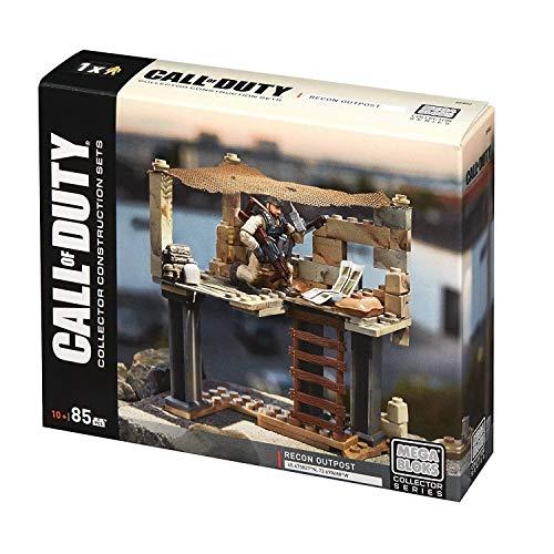 メガブロック コールオブデューティ メガコンストラックス 組み立て 知育玩具 DPB52 Mega Construx Call of Duty Sniper Outpostメガブロック コールオブデューティ メガコンストラックス 組み立て 知育玩具 DPB52