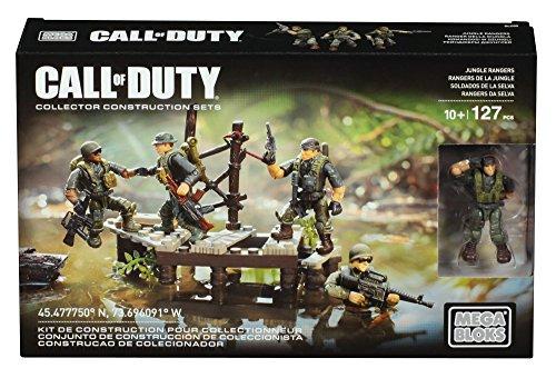 メガブロック コールオブデューティ メガコンストラックス 組み立て 知育玩具 DLC00 Mega Construx Call of Duty Jungle Rangersメガブロック コールオブデューティ メガコンストラックス 組み立て 知育玩具 DLC00