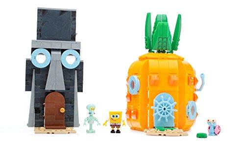 メガブロック スポンジボブ 組み立て 知育玩具 CNF69 【送料無料】Mega Bloks SpongeBob SquarePants Bad Neighbors Playsetメガブロック スポンジボブ 組み立て 知育玩具 CNF69