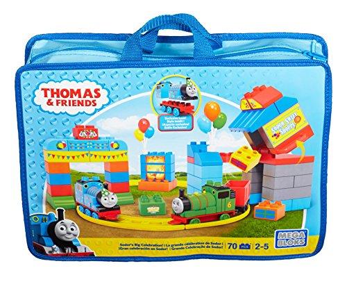 メガブロック きかんしゃトーマス トーマス&フレンズ 組み立て 知育玩具 CNJ13 Mega Bloks Thomas & Friends Happy Birthday Thomas! Building Setメガブロック きかんしゃトーマス トーマス&フレンズ 組み立て 知育玩具 CNJ13