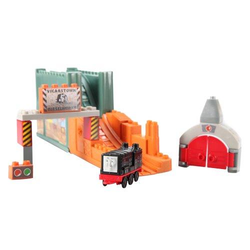 メガブロック きかんしゃトーマス トーマス&フレンズ 組み立て 知育玩具 10583A Megabloks Dieselメガブロック きかんしゃトーマス トーマス&フレンズ 組み立て 知育玩具 10583A