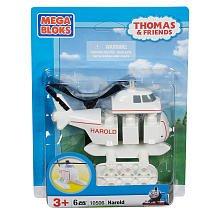 メガブロック きかんしゃトーマス トーマス&フレンズ 組み立て 知育玩具 10506 Mega Bloks Thomas Buildable Character Haroldメガブロック きかんしゃトーマス トーマス&フレンズ 組み立て 知育玩具 10506