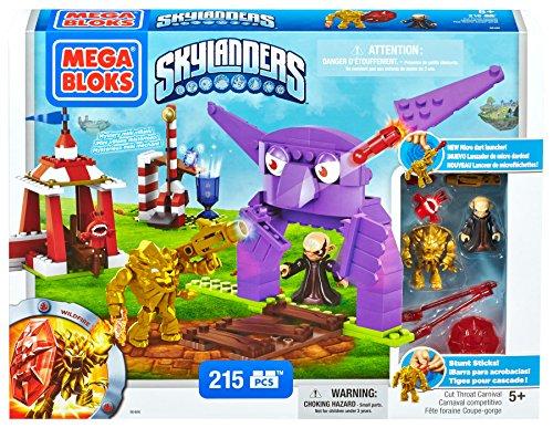 メガブロック スカイレンジャー 組み立て 知育玩具 95486 Mega Bloks Skylanders Cut Throat Carnivalメガブロック スカイレンジャー 組み立て 知育玩具 95486