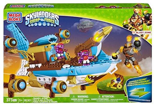 メガブロック スカイレンジャー 組み立て 知育玩具 95301 Mega Bloks Skylanders Sharpfin's Jet Boatメガブロック スカイレンジャー 組み立て 知育玩具 95301