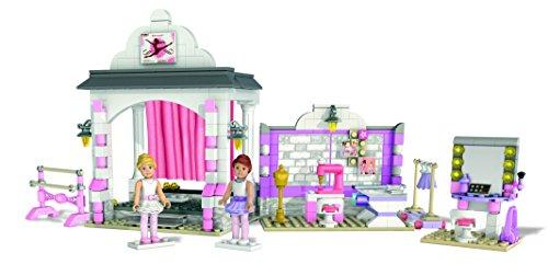 メガブロック メガコンストラックス 組み立て 知育玩具 DPK86 【送料無料】Mega Bloks American Girl Isabelle's Ballet Recital Construction Setメガブロック メガコンストラックス 組み立て 知育玩具 DPK86