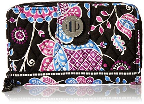 ヴェラブラッドリー ベラブラッドリー アメリカ 日本未発売 財布 14448-661 Vera Bradley Women's Turnlock Wallet, Pop Art One Sizeヴェラブラッドリー ベラブラッドリー アメリカ 日本未発売 財布 14448-661