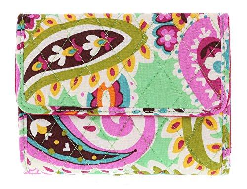 ヴェラブラッドリー ベラブラッドリー アメリカ 日本未発売 財布 HB-04076 【送料無料】Vera Bradley Euro Wallet Clutch Purse Handbag in Tutti Fruttiヴェラブラッドリー ベラブラッドリー アメリカ 日本未発売 財布 HB-04076