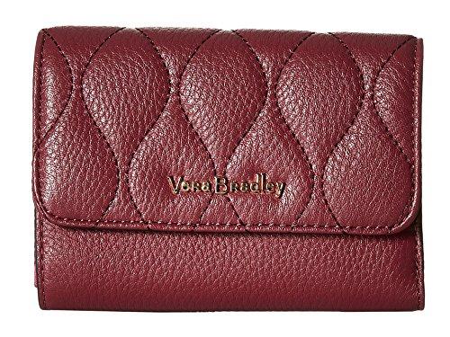ヴェラブラッドリー ベラブラッドリー アメリカ 日本未発売 財布 18173-648 【送料無料】Vera Bradley Women's Riley Compact Wallet Claret Walletヴェラブラッドリー ベラブラッドリー アメリカ 日本未発売 財布 18173-648
