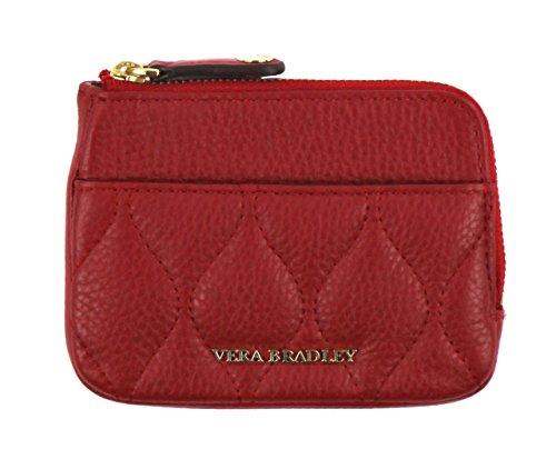 ヴェラブラッドリー ベラブラッドリー アメリカ 日本未発売 財布 Vera Bradley Women's Quilted Leather Zip Card Case Walletヴェラブラッドリー ベラブラッドリー アメリカ 日本未発売 財布