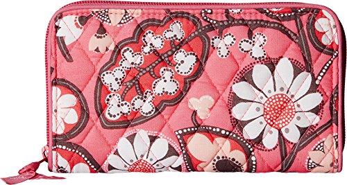 ヴェラブラッドリー ベラブラッドリー アメリカ 日本未発売 財布 15657-376 【送料無料】Vera Bradley Women's Accordion Wallet Blush Pink Walletsヴェラブラッドリー ベラブラッドリー アメリカ 日本未発売 財布 15657-376