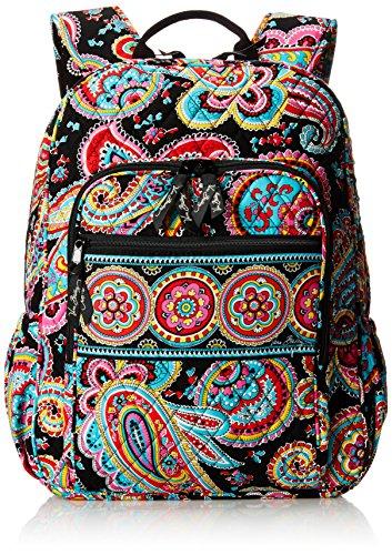 ヴェラブラッドリー ベラブラッドリー アメリカ フロリダ州マイアミ 日本未発売 Campus Backpack 2 Women's Campus Tech Backpack, Signature Cotton, Parisian Paisleyヴェラブラッドリー ベラブラッドリー アメリカ フロリダ州マイアミ 日本未発売 Campus Backpack 2