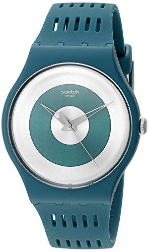 スウォッチ 腕時計 メンズ SUON114 【送料無料】Swatch Unisex SUON114 Computerion Analog Display Quartz Green Watchスウォッチ 腕時計 メンズ SUON114
