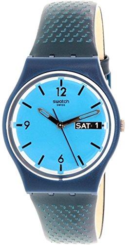 スウォッチ 腕時計 メンズ GN719 【送料無料】Swatch Men's Quartz Blue Casual Watch (Model: GN719)スウォッチ 腕時計 メンズ GN719