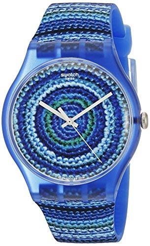 スウォッチ 腕時計 メンズ SUOS104 Swatch Unisex SUOS104 Analog Display Quartz Blue Watchスウォッチ 腕時計 メンズ SUOS104